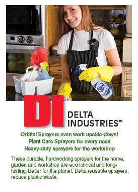 Delta Sprayers